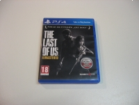 The Last of Us Remastered - GRA Ps4 - Opole 0886