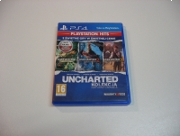 Uncharted: Kolekcja Nathana Drakea - GRA Ps4 - Opole 0902