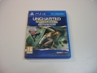 Uncharted Drake's Fortune Remastered - GRA Ps4 - Opole 0903