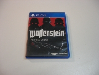 Wolfenstein The New Order - GRA Ps4 - Opole 0908