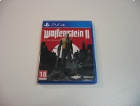 Wolfenstein 2 The New Colossus - GRA Ps4 - Opole 0909