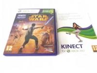 KINECT STAR WARS GWIEZDNE WOJNY XBOX 360 !!!