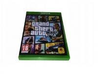 GTA V 5 XBOX ONE PL PO POLSKU !!! GRAND THEFT AUTO