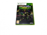 TEENAGE MUTANT NINJA TURTLES XBOX 360 ŻÓŁWIE NINJA