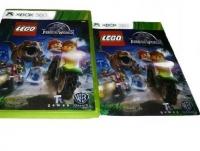 LEGO JURASSIC WORLD XBOX 360 PL PARK JURAJSKI !