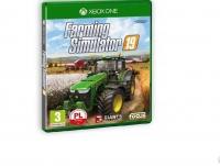 FARMING SIMULATOR 2019 SYMULATOR FARMY 19 XBOX ONE