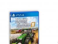 FARMING SIMULATOR 2019 SYMULATOR FARMY 19 PS4 NOWA !