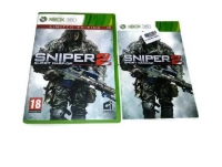 SNIPER 2 GHOST WARRIOR PL PO POLSKU XBOX 360 !