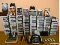 Okazja ! Xbox 360 slim + Pad + Gra + Gwarancja !!