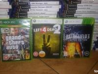 LEFT 4 DEAD 2 GTA 4 IV BATTLEFIELD 3 XBOX 360 / XBOX ONE !!