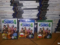 SIMS SIMSY 4 3 PS4 PS3 PC KOMPUTER XBOX 360 XBOX ONE NOWA !