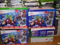 ZESTAW DISNEY INFINITY 2.0 MARVEL PS4 PS3 XBOX 360 ONE NOWY