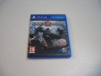 God of War Day One Edition - GRA Ps4 - Opole 0916
