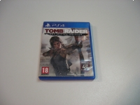 Tomb Raider Definitive Edition - GRA Ps4 - Opole 0922