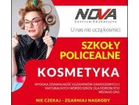 OSTATNIE MIEJSCA Technik Usług Kosmetycznych w Cetrum NOVA