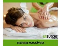 Technik Masażysta – Darmowy kierunek! Szkoła Medyczna