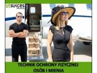 Technik Ochrony Fizycznej Osób i Mienia – Darmowy kierunek!