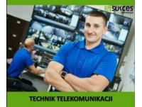 Technik Telekomunikacji - darmowy kierunek! Szkoła Policealna