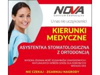 NOWY NABÓR -rozpocznij naukę od wrzesnia na kierunku Asystentka stomatolgoiczna z ortodoncją za 0 zł