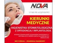 NOWY NABÓR - rozpocznij naukę od wrzesnia na kierunku Higienistka stomatolgoiczna + certyfikat :)