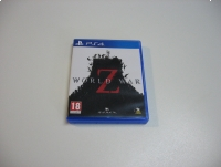 World War Z - GRA Ps4 - Opole 0950