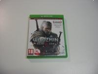 Wiedźmin 3 Dziki Gon - GRA Xbox One - Opole 0986