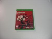 Wolfenstein The Old Blood - GRA Xbox One - Opole 0987