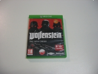 Wolfenstein The New Order - GRA Xbox One - Opole 0988