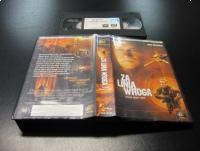 ZA LINIĄ WROGA - VHS - Opole 0074