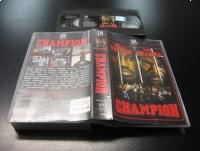 CHAMPION - WESLEY SNIPES - VHS - Opole 0114