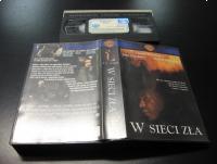 W SIECI ZŁA - DENZEL WASHINGTON - VHS - Opole 0116