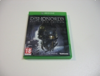Dishonored Definitive Edition - GRA Xbox One - Opole 0992