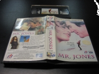 MR. JONES - RICHARD GERE - VHS - Opole 0146
