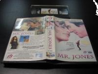 MR. JONES - RICHARD GERE - VHS - Opole 0146