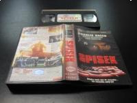 SPISEK - CHARLES SHEEN - VHS - Opole 0161