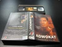 ADWOKAT - JOHN TRAVOLTA - VHS - Opole 0173