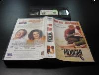 THE MEXICAN - BRAD PITT - VHS - Opole 0191