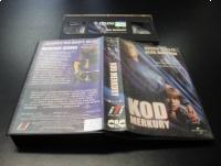 KOD MERKURY - BRUCE WILLIS - VHS - Opole 0215