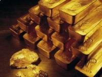 Sprzedaż złota w proszku i wlewkach