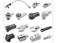 Markowy osprzęt dynamometryczny w dobrej cenie - przejściówki, kątomierze, redukcje, adaptery, grzechotki, końcówki