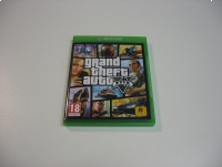 Grand Theft Auto V GTA 5 - GRA Xbox One - Opole 1022