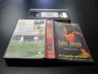PRZYGODA MIŁOSNA  - VHS - Opole 0259