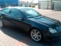 Mercedes C Coupe 2.2 CDI