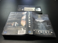 PIANISTA - ADRIEN BRODY  - VHS - Opole 0291