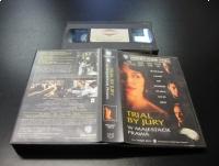 W MAJESTACIE PRAWA - JOANNE WHALLEY-KILMER  - VHS - Opole 0299