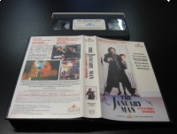 THE JANUARY MAN - KEVIN KLINE  - VHS - Opole 0311