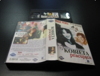 KOBIETA PRACUJĄCA - ROSIE PEREZ  - VHS - Opole 0312
