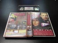 UCIECZKA OD SPRAWIEDLIWOŚCI  - VHS - Opole 0332