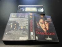 DIABOLIQUE - SHARON STONE - VHS Kaseta Video - Opole 0369