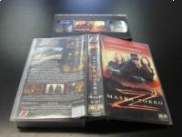 MASKA ZORRO - ANTONIO BANDERAS - VHS Kaseta Video - Opole 0370
